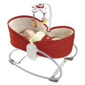 Tiny Love(TM) 3-in-1 Rocker Napper - Red