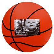 Trend Lab Basketball Shaped Photo Frame - Orange