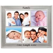 Family Collage 4-Opening Frame