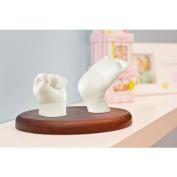 Pearhead Babyprints 3D Deluxe Keepsake