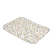 BamBam Organic Bassinet Sheet - Dots