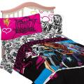 "Monster High ""Ghouls Rule"" Twin Comforter"