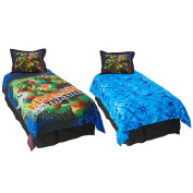 Teenage Mutant Ninja Turtle Twin Comforter