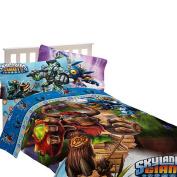 Skylanders Energy Conquers Full Comforter Set