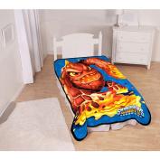 Skylanders Gaming Monster Blanket