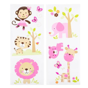 Sassy Safari Wall Decals