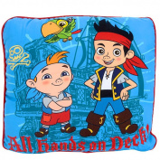 Disney Jake and the Neverland Pirates Decor Pillow