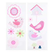 Just Born Girl Chloe Wall Decals