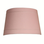 Living Textiles Lolli Living Lamp Shade - Pink Trim