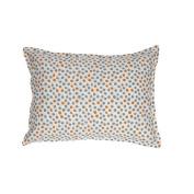 Organic Boudoir Pillow - Dots