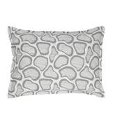Organic Boudoir Pillow - Spots