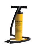 Resist-A-Ball Dual Action Hand Pump for Stability Exercise Balls
