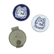 UConn Huskies Hat Clip and Ball Markers
