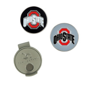 Ohio State Hat Clip and Ball Markers