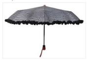 Futai AL95003-487 Adrienne Landau Snake Umbrella