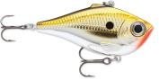 Rapala Rippin' Rap 05 Fishing lure, 5.1cm , Gold Chrome