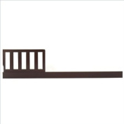 Sorelle Tuscany Toddler Guard Rails in Cherry