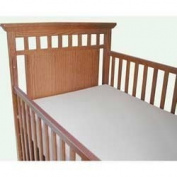 Moonlight Slumber Starlight Support Supreme Crib Mattress All Foam with Visco