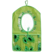 [Flowers Mirror] Green/Wall Hanging/ Wall Organisers / Wall Baskets / Baskets