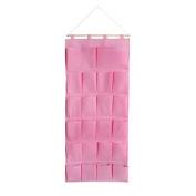 [Pink Hanging] Wall Hanging/ Wall Organisers / Wall Baskets / Hanging Baskets