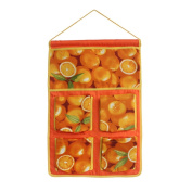 [Full Orange] Wall Hanging/ Wall Organisers / Wall Baskets / Hanging Baskets