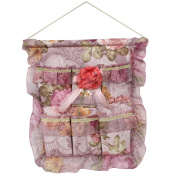 [Bud Silk & Red Rose] Wall Hanging/ Wall Organisers /Wall Baskets/Hanging Baskets