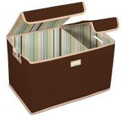 SaraBear Toy Organiser, Brown