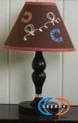 Geenny CF-2046-L Western Lamp Shade