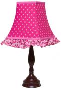 Pam Grace Creations Lamp Shade, Tabby Cheetah
