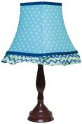 Pam Grace Creations Lamp Shade, Zigzag Elephant