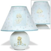 Precious Moments Ceramic Nursery Lamp