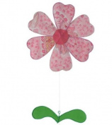 Flower String Mobile