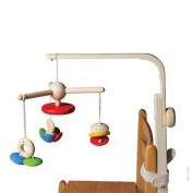 Wooden Manipulative Mobile