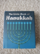 The Little Book of Hanukkah ..... Minature Book
