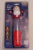 LED Colour Changing Night Light Santa