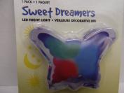 Led Night Light Butterfly