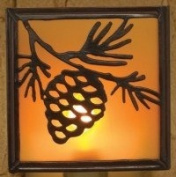 Pinecone Night Light