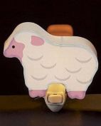 Children's Quality Designed Little Pink Sheep Bedroom Night Light