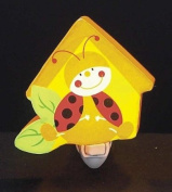 Children's Quality Bee in Tree House Bedroom Night Light