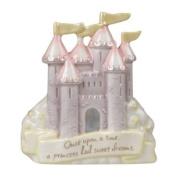 Grasslands Road Once Upon a Time Princess Castle Porcelain Night Light