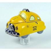 Henry Cavanagh Big City Taxi Car 3D Ceramic Night Light