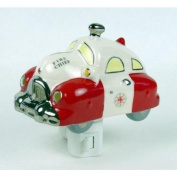 Henry Cavanagh Fire Chief Car 3D Ceramic Night Light