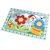 Happy Flowers Rug