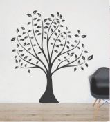 Beautiful Black Tree Wall Sticker Decal Ideal for Kids Room Baby Nursery Home Decor
