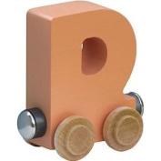 PASTEL NAME TRAIN - LETTER D