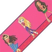 Bratz Genie Magic Wallpaper Border