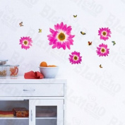 [The Smell Of Spring] Decorative Wall Stickers Appliques Decals Wall Decor Home Decor