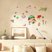 [Lovely Kids] Decorative Wall Stickers Appliques Decals Wall Decor Home Decor