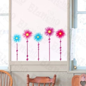 [Great Flowers] Decorative Wall Stickers Appliques Decals Wall Decor Home Decor
