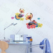 [Wonderful Music] Decorative Wall Stickers Appliques Decals Wall Decor Home Decor